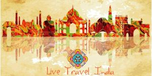 live travel india cover