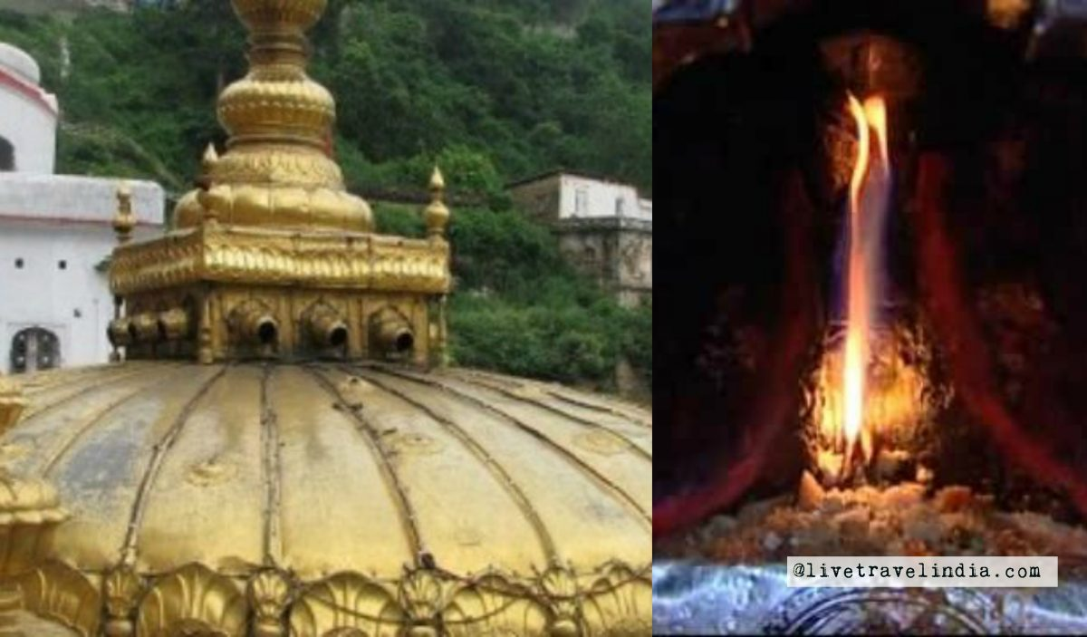 The Mysterious and Eternal Flame of Jwala Devi Temple