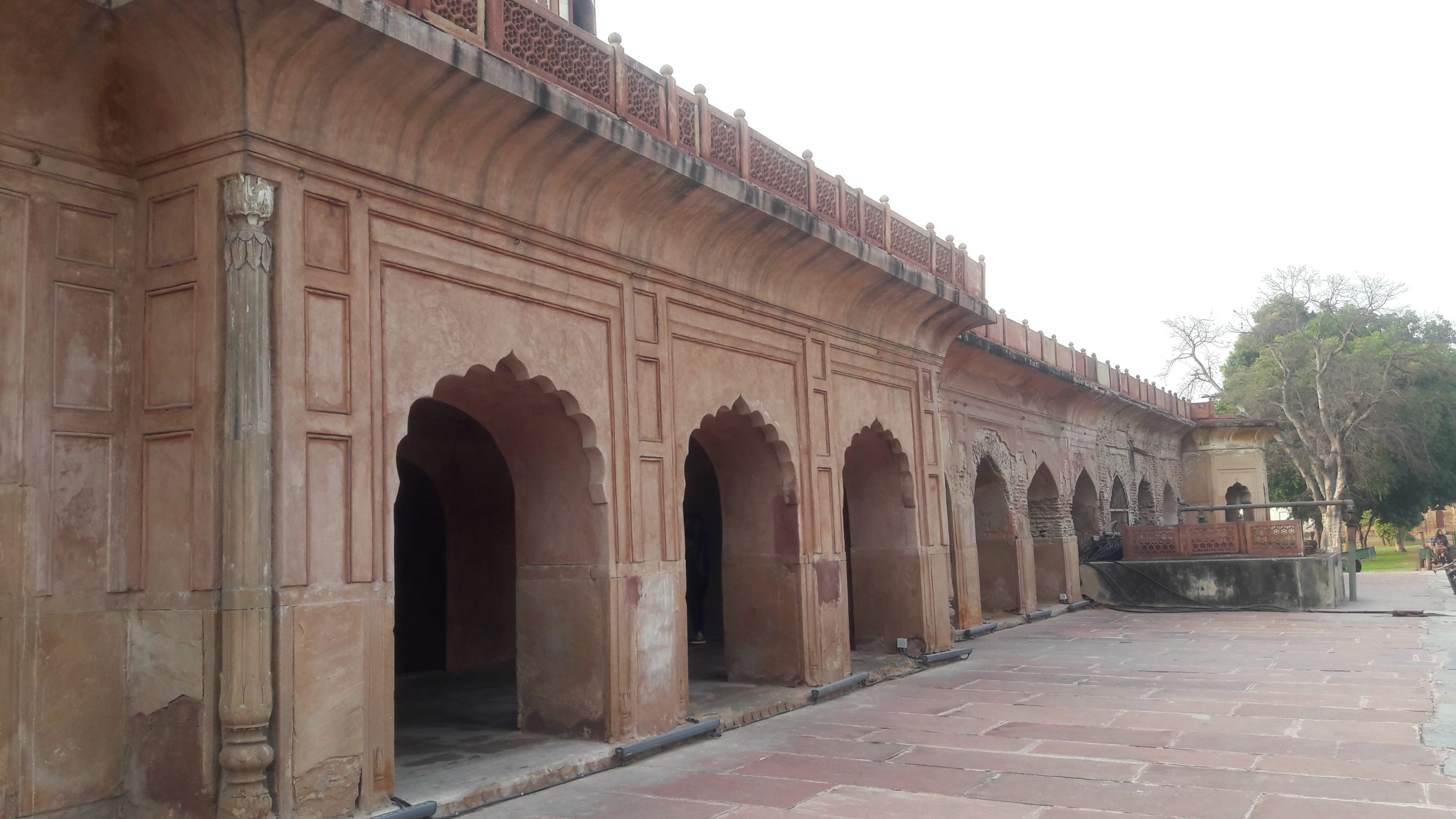 safdarjung tomb - live travel india