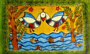 Witness Madhubani Art
