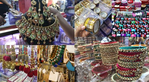 Bhuleshwar Market - One stop solution for Jewellary & accessories!