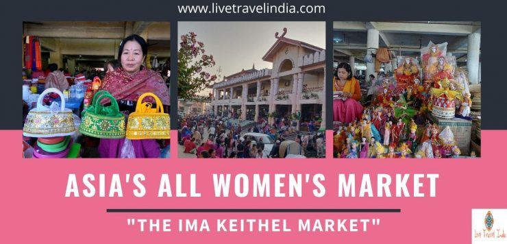 "Do you know there's a market in India that is run entirely by women ? Ima keithel market""The Ima Keithel Market"""