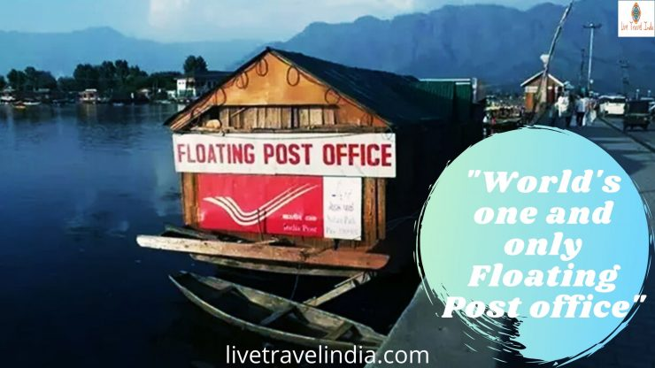 "The world's one and only ""Floating Post Office"" is in Srinagar!"