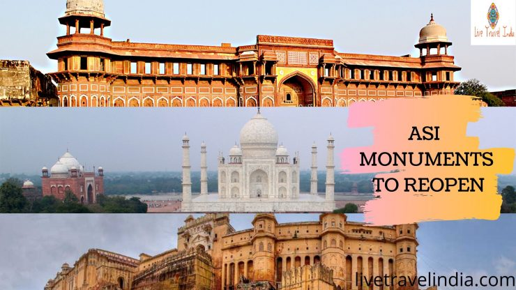 All ASI monuments to reopen from July 6 including Taj Mahal, Qutub Minar and Red Fort