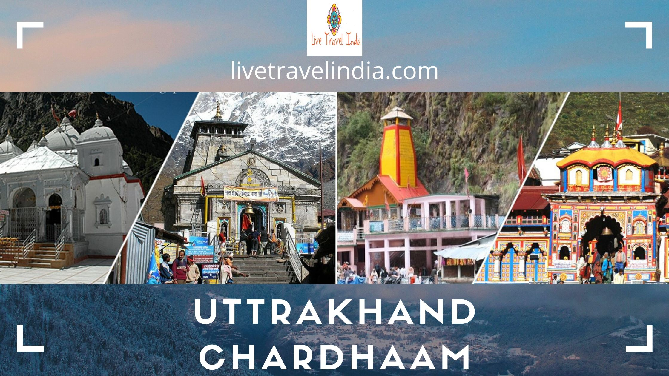 Uttrakhand Chardham Yatra resumed from today - Check all the details here