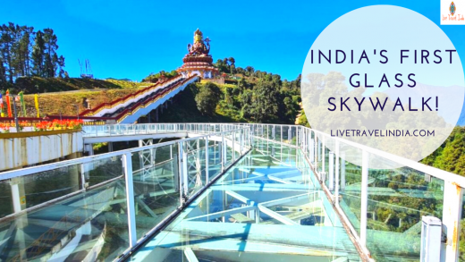 india-s-first-glass-skywalk in pelling sikkim