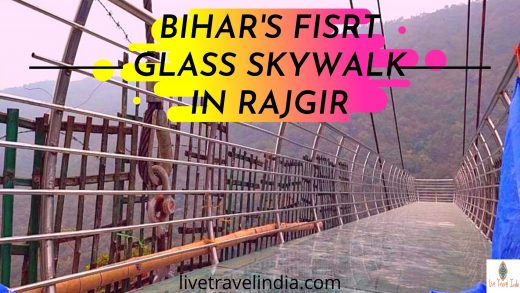 Bihar's first Glass Skywalk in Rajgir is ready for tourists!